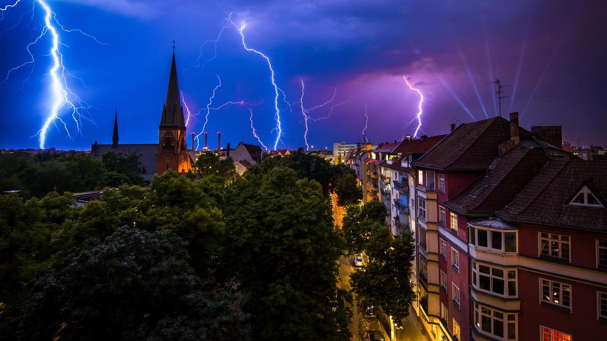 Wettervorhersage Wuppertal 14 Tage