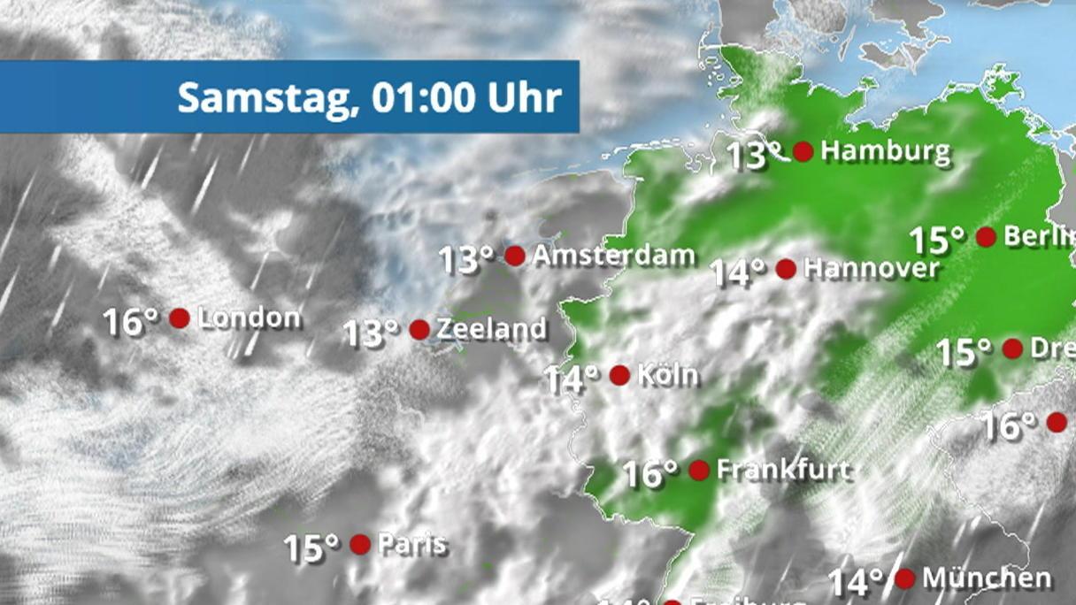 Erftstadt Wetter