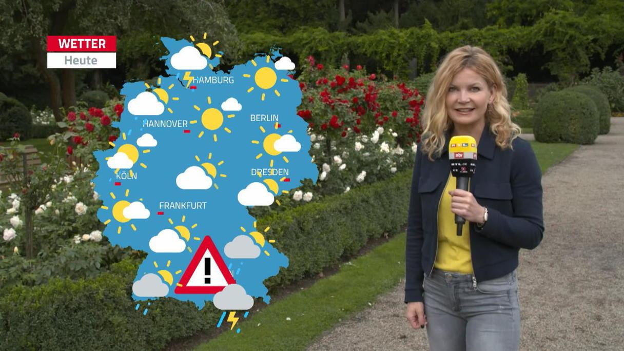 Wetter Weinheim 7 Tage