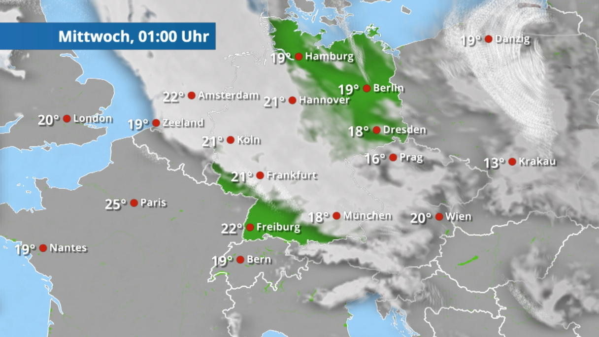 Wetter Ludwigsburg Morgen