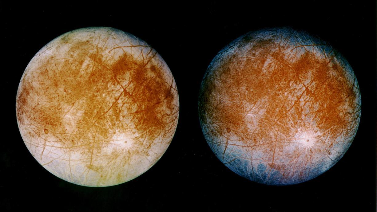 In zehn Monaten soll die ESA-Mission JUICE gestartet werden. Die Raumsonde wird zum Jupiter geschickt um die vier Monde Io, Europa, Ganymed und Kallisto zu untersuchen. Geklärt werden soll auch die Frage nach Leben auf den Monden.