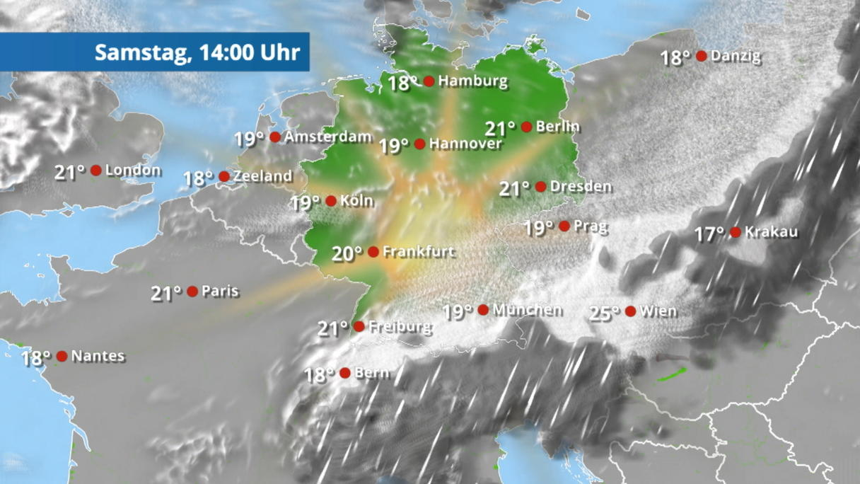 Wetter Augsburg 14 Tage