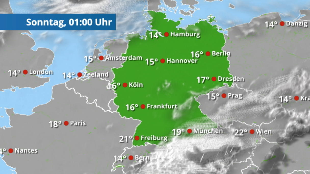 Wetter Nesselwang 16 Tage