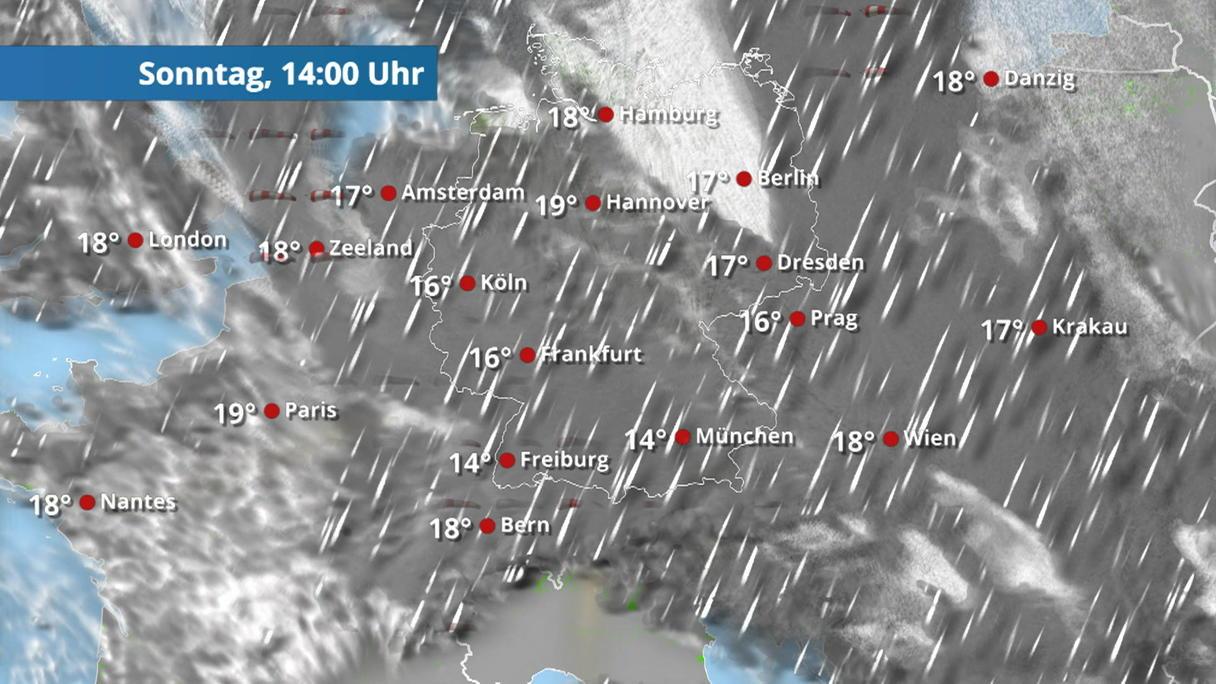 Wetter Bremen 7 Tage