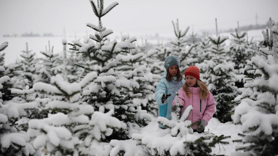 Letzte Weiße Weihnachten