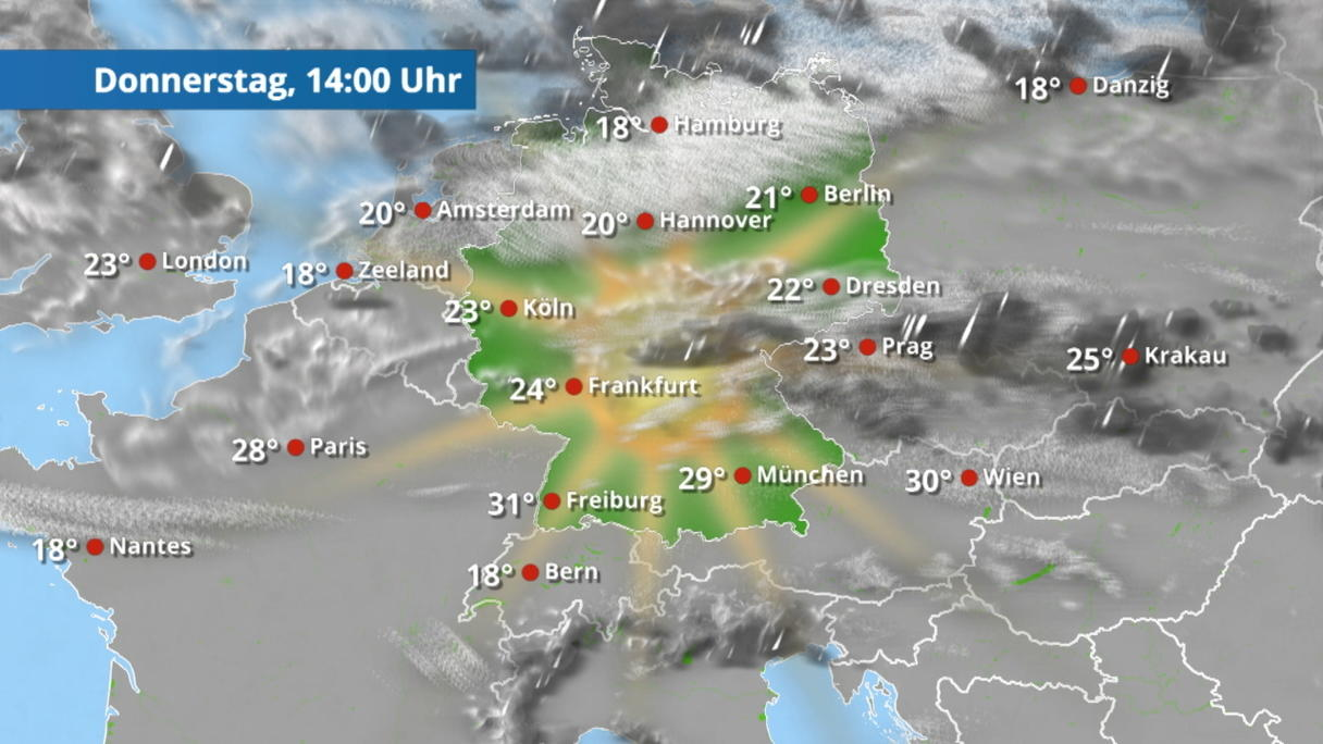 Wie Ist Das Wetter In Oberhausen