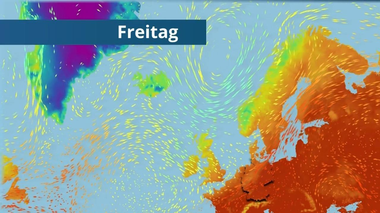 Wetter 5 Tage