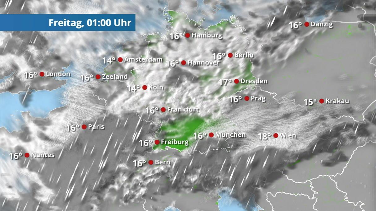 Wetter Nürnberg Aktuell