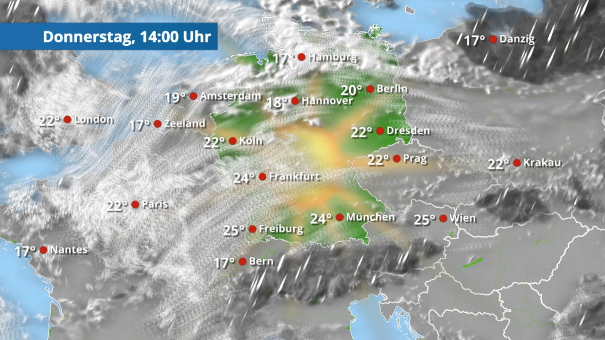 Wetter Cuxhaven 7 Tage