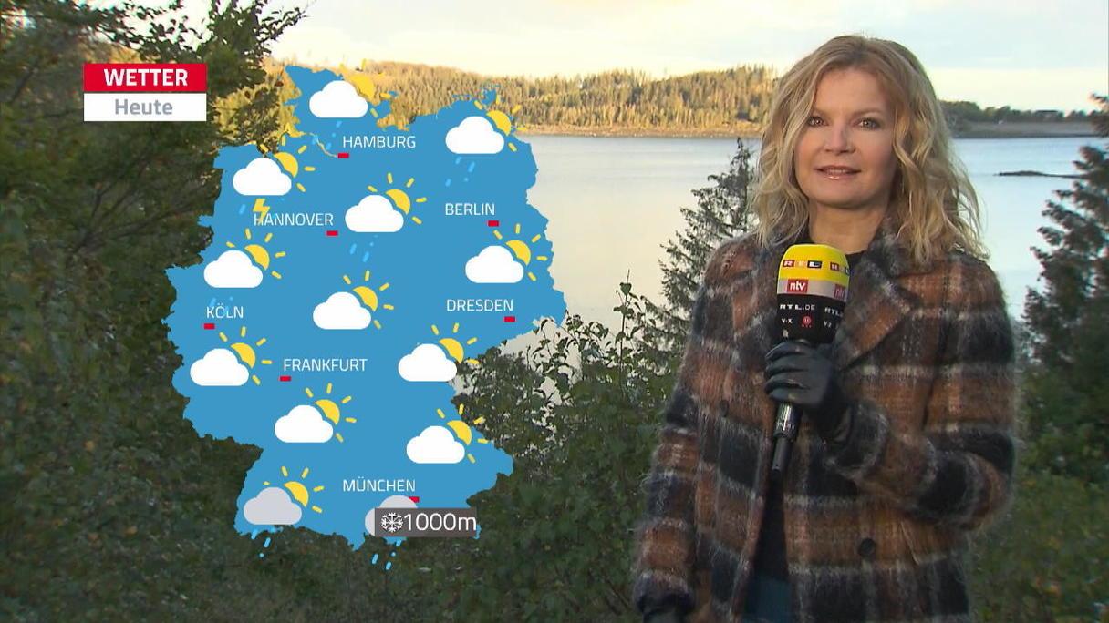 Wettervorhersage Wattenscheid