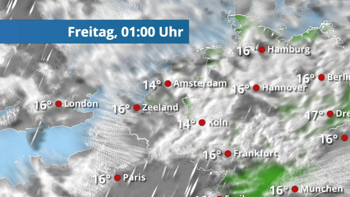 Wetter Köln 7 Tage