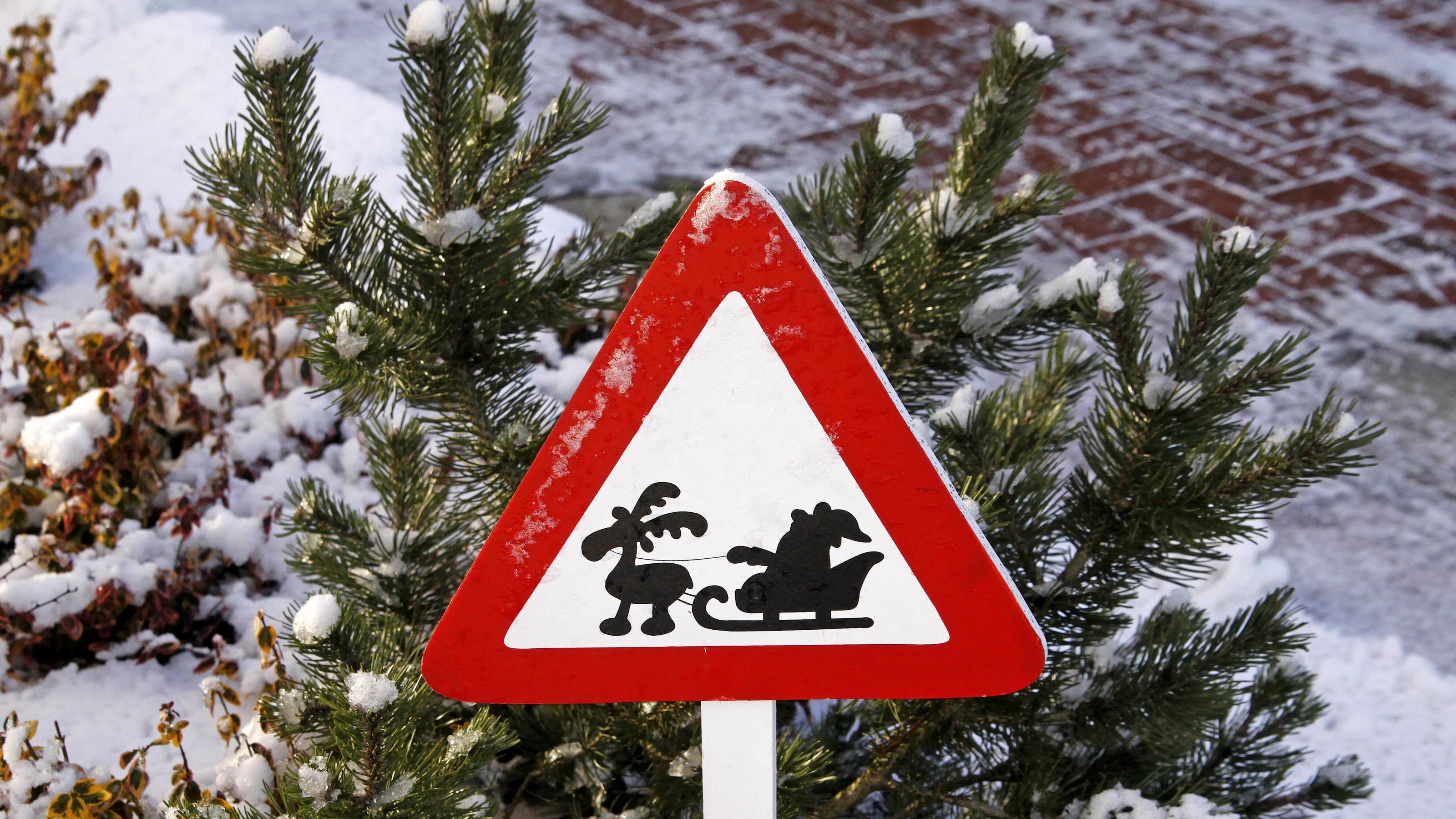 Prognose Weiße Weihnachten 2021