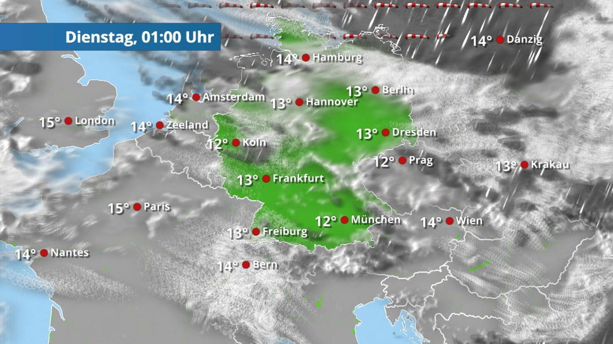 Wetter Limbach-Oberfrohna
