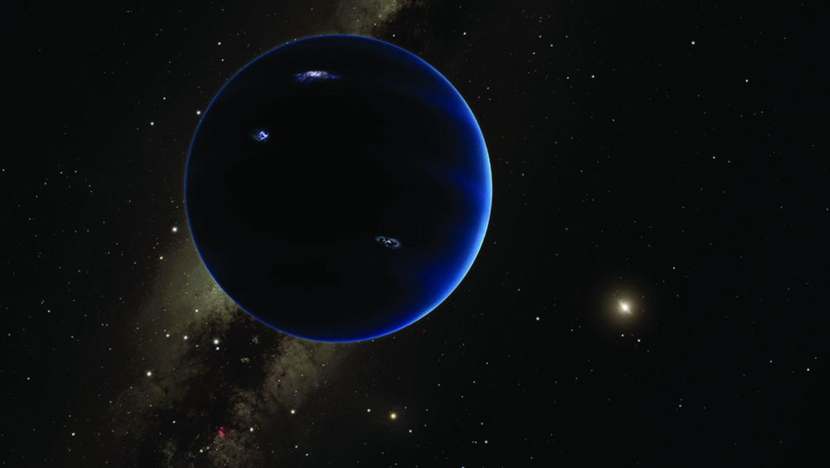 Rückschlag bei der Suche nach dem mysteriösen Planeten 9 - Wetter.de