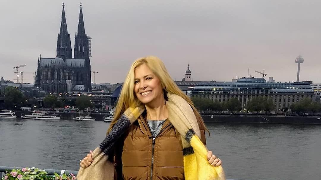 RTL-Wetterfee Maxi Biewer: Sie ist aus Versehen hell
