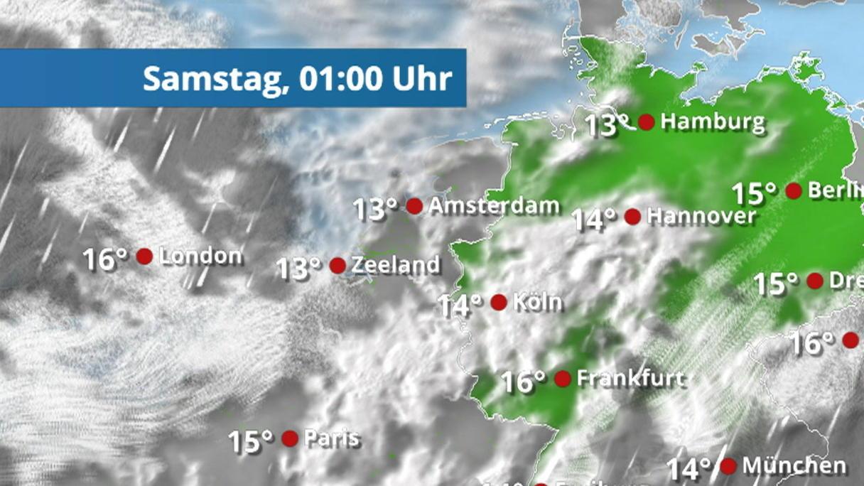 Wetter Nürnberg Nächste Woche