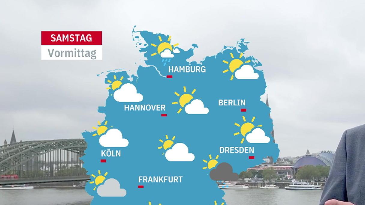 Wetter Bremen 3 Tage