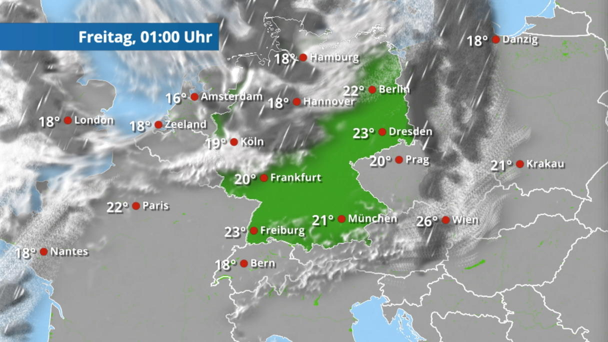 Wetter Mainz 16 Tage