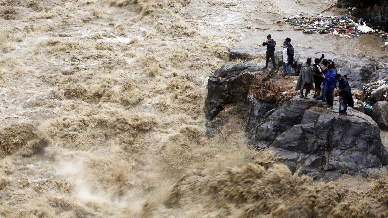 Klimawandel Naturkatastrophen