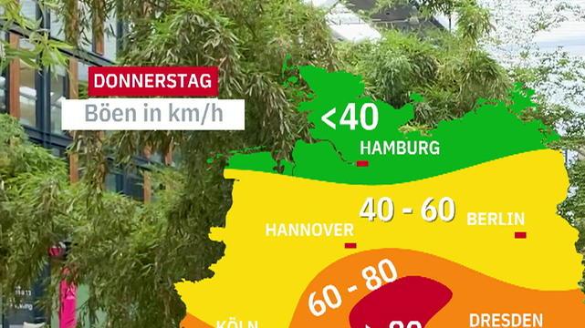 Erfurt Wetter 14 Tage