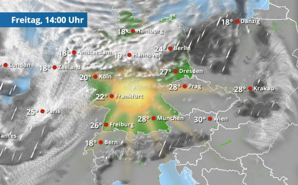 Wetter Stendal 14 Tage
