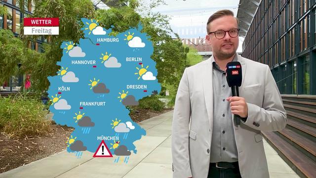 Wettertrend Stuttgart