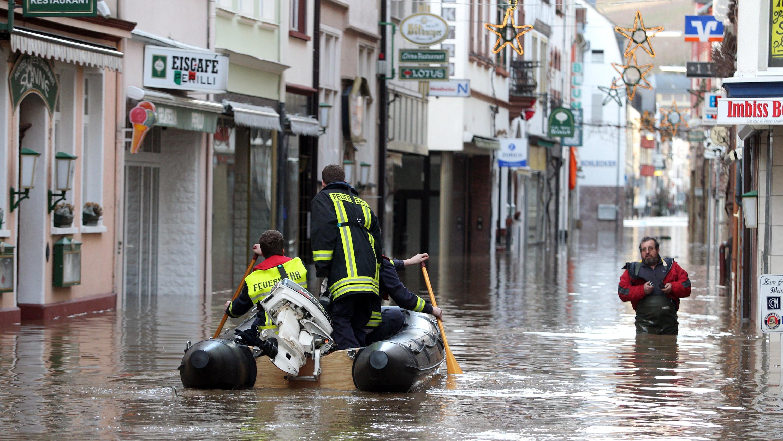 Hochwasser Koblenz