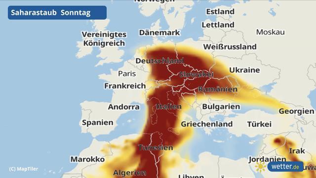 Regenradar Prognose Hessen