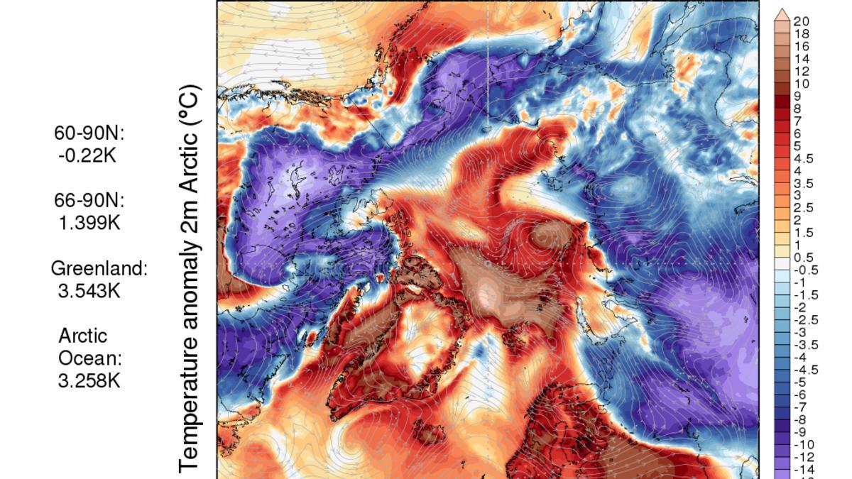 Hitzewelle am Nordpol – und was uns das angeht - Wetter.de