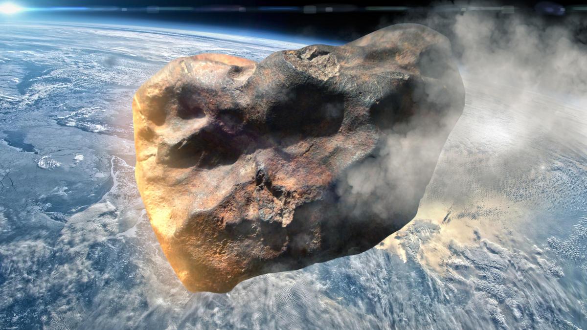 Asteroid Apophis: Am Samstag blicken wir auf den Gott der Finsternis - Wetter.de