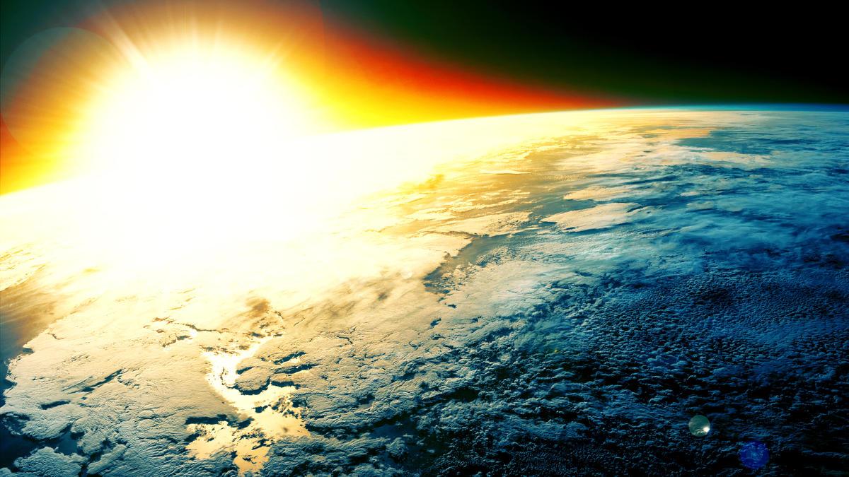 Der Erde geht die Luft aus schneller als gedacht - Wetter.de