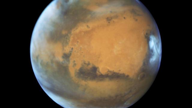 Ein kleiner Schritt, der ein großer sein kann für ein Leben auf dem Mars. Die Nasa hat es geschafft, Sauerstoff aus der Atmosphäre des Mars' zu gewinnen. Das stellt einen wichtigen Schritt dar für zukünftige Mars-Missionen.