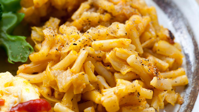 Saulecker: Mac-and-Cheese à la Rihanna
