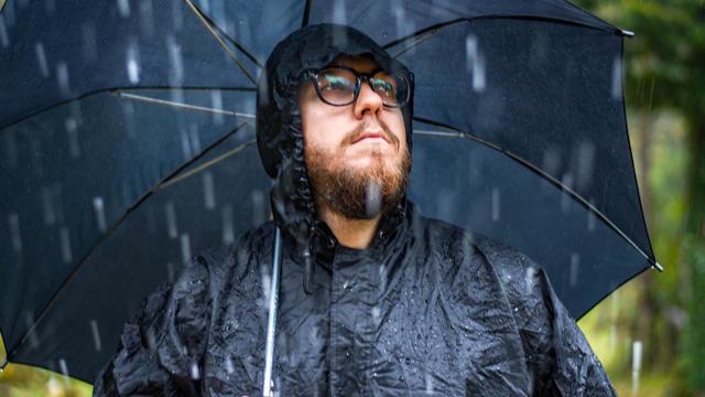 Den Müttern schenkt das Wetter einen Sommertag, den Vätern, nun ja, nichts Halbes und nichts Ganzes. Ein Regenschirm sollte bei einem Ausflug mit - und das gleich aus zwei Gründen. Das Wetter für Christi Himmelfahrt und das lange Wochenende.