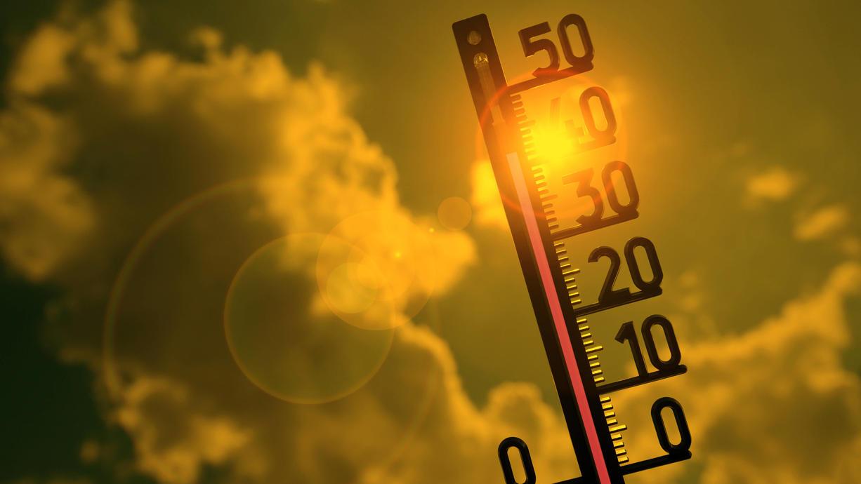 In Griechenland beginnt eine extreme Hitzewelle. Sowohl der griechische Wetterdienst als auch der Zivilschutz haben Warnungen ausgesprochen, weil die Hitze fast zwei Wochen anhalten dürfte.
