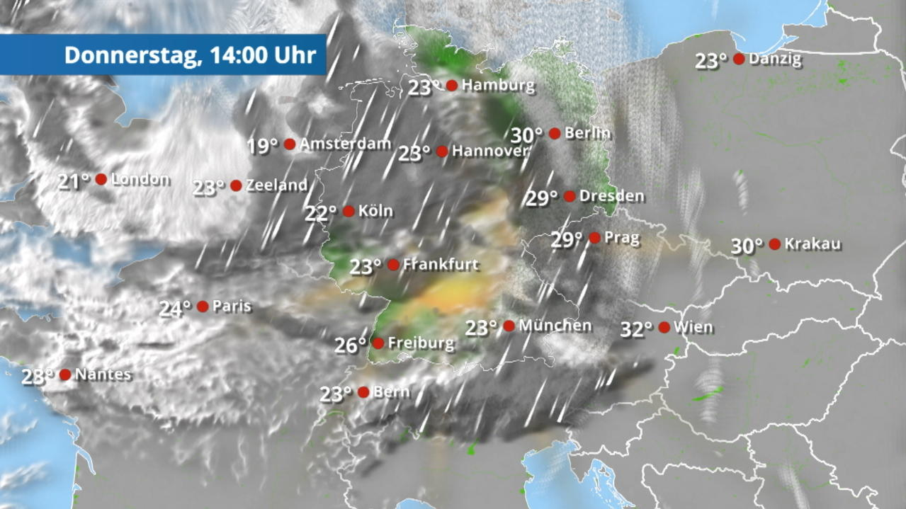 De leipzig tage wetter 14 The Weather