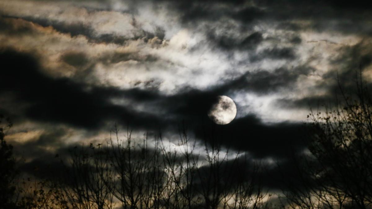 Vollmond und Wetterwechsel: Bringt der Jägermond die Kälte?