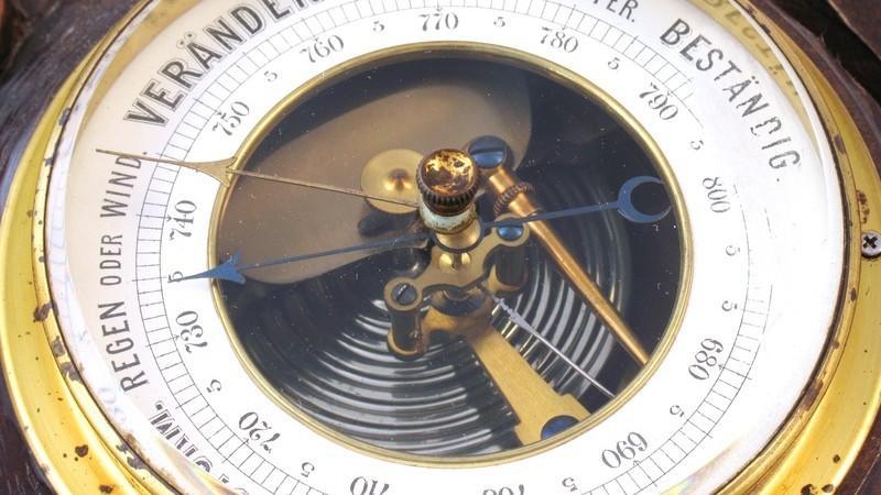 Wie Stelle Ich Mein Barometer Richtig Ein?
