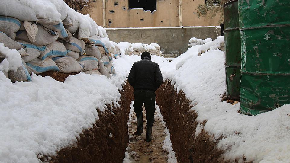 Wetter Syrien