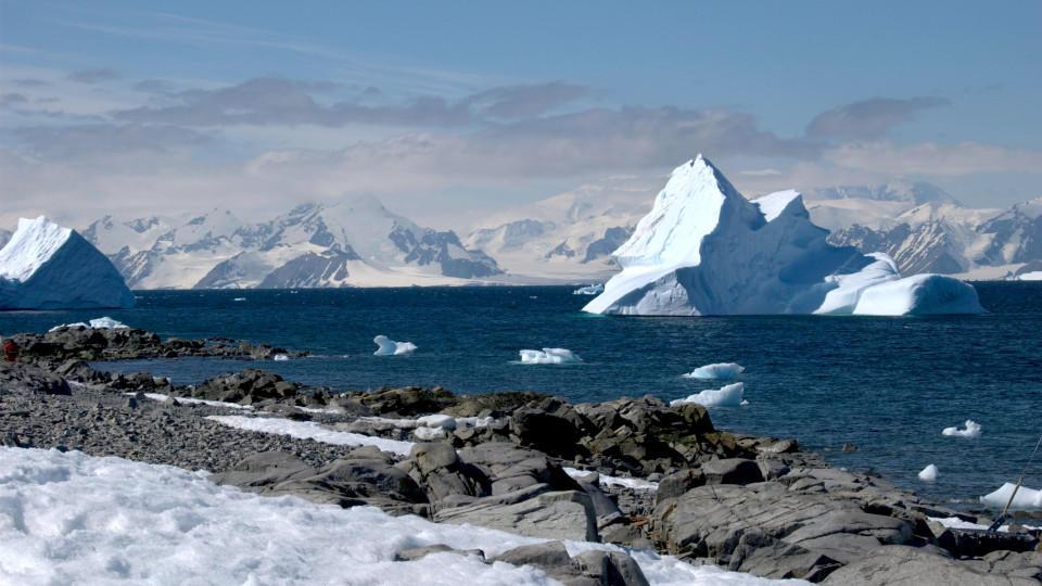 Die Antarktis schmilzt: Meeresspiegel würde um 58 Meter