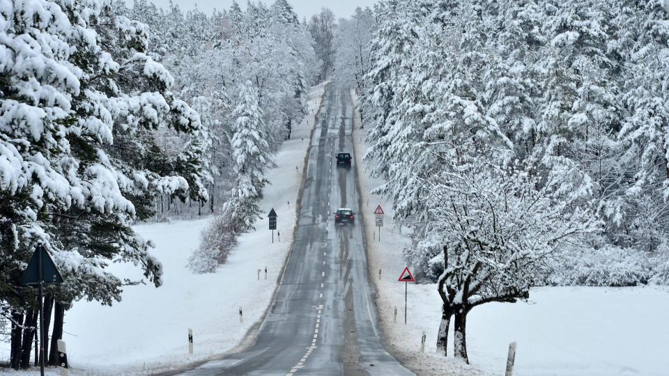 Schnee In Hessen Heute