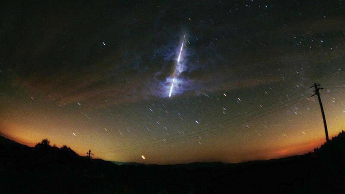 Leoniden im Sternbild Löwe: Schnellste Sternschnuppen der großen Meteorströme erreichen Erde