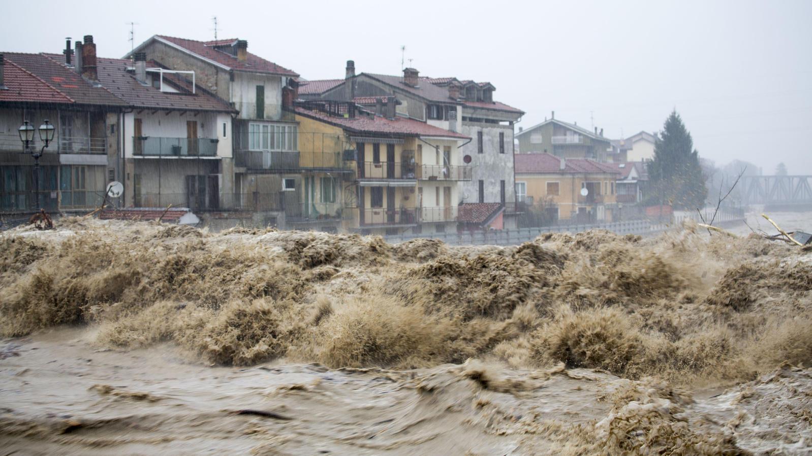 Schwere Unwetter Gestern Italien