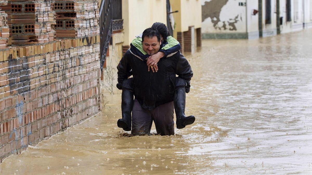 Wetter Südspanien
