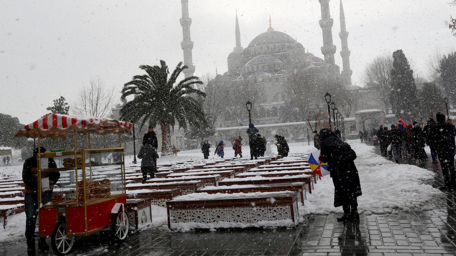 ISTANBUL DEZEMBER 2019 WETTER