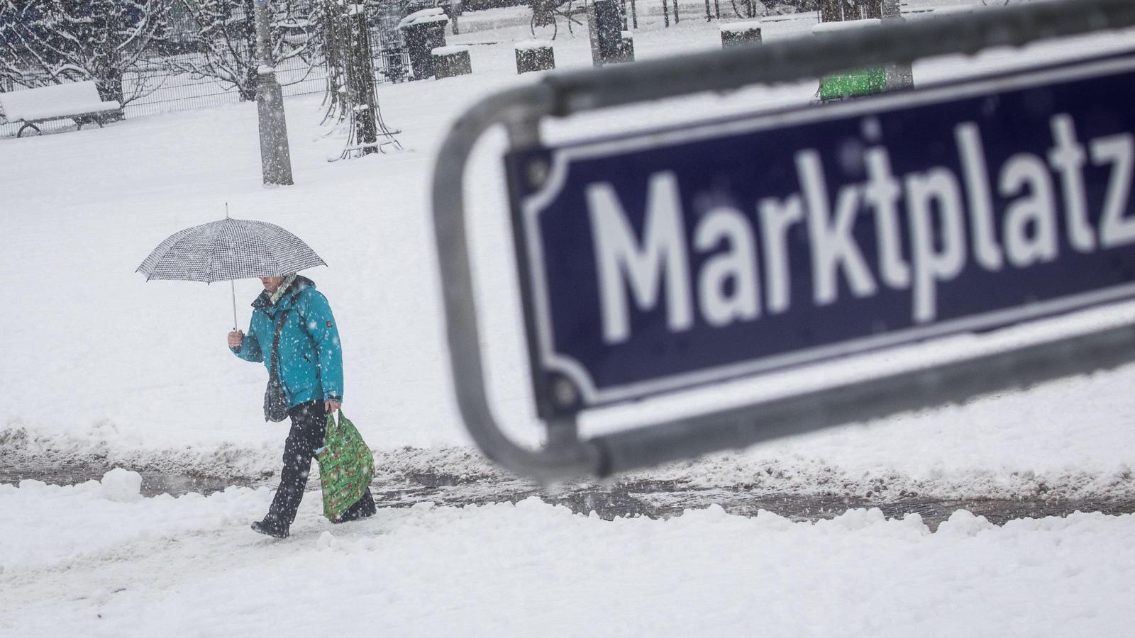 wetterbericht f r den winterliches matschwetter mit sturmb en im bergland und an den. Black Bedroom Furniture Sets. Home Design Ideas