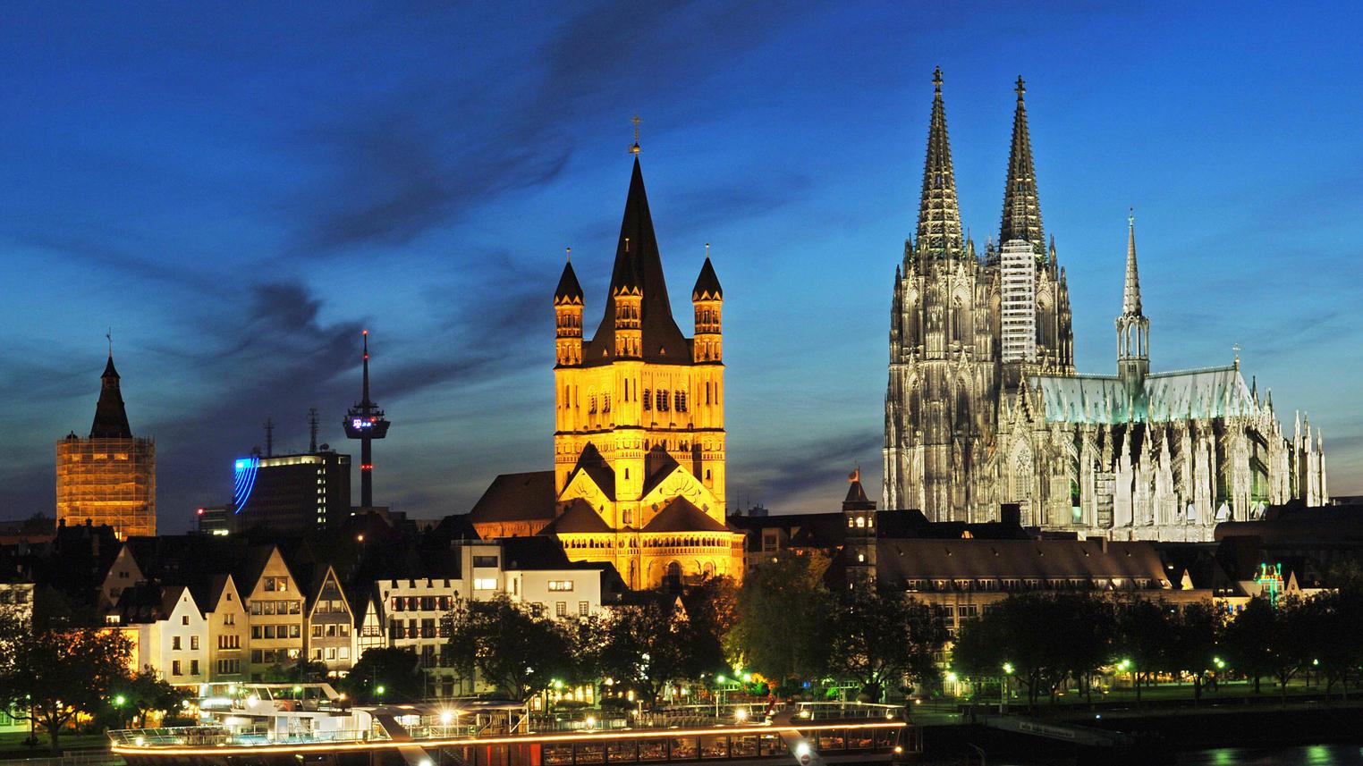 Das Wetter In Köln