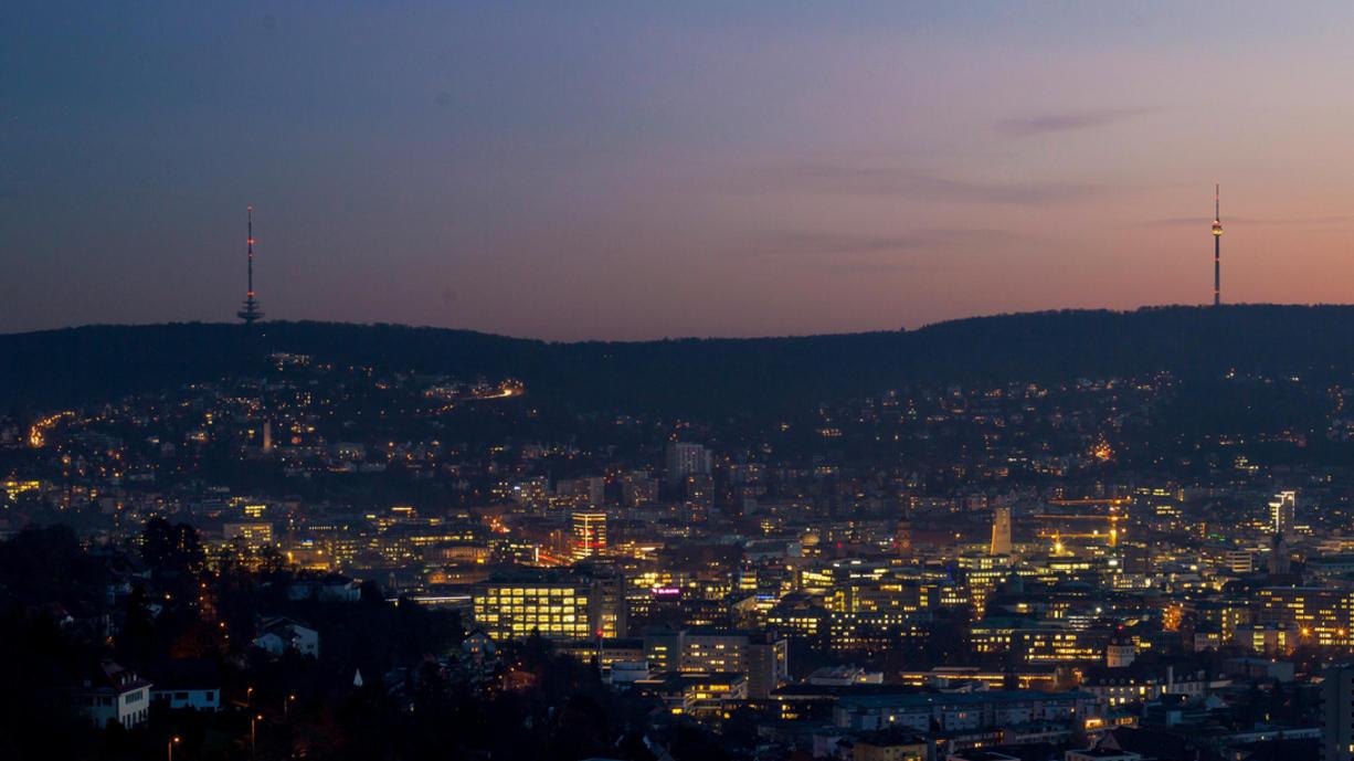 Wetter in Stuttgart Wettervorhersage für heute mit Prognose für ...