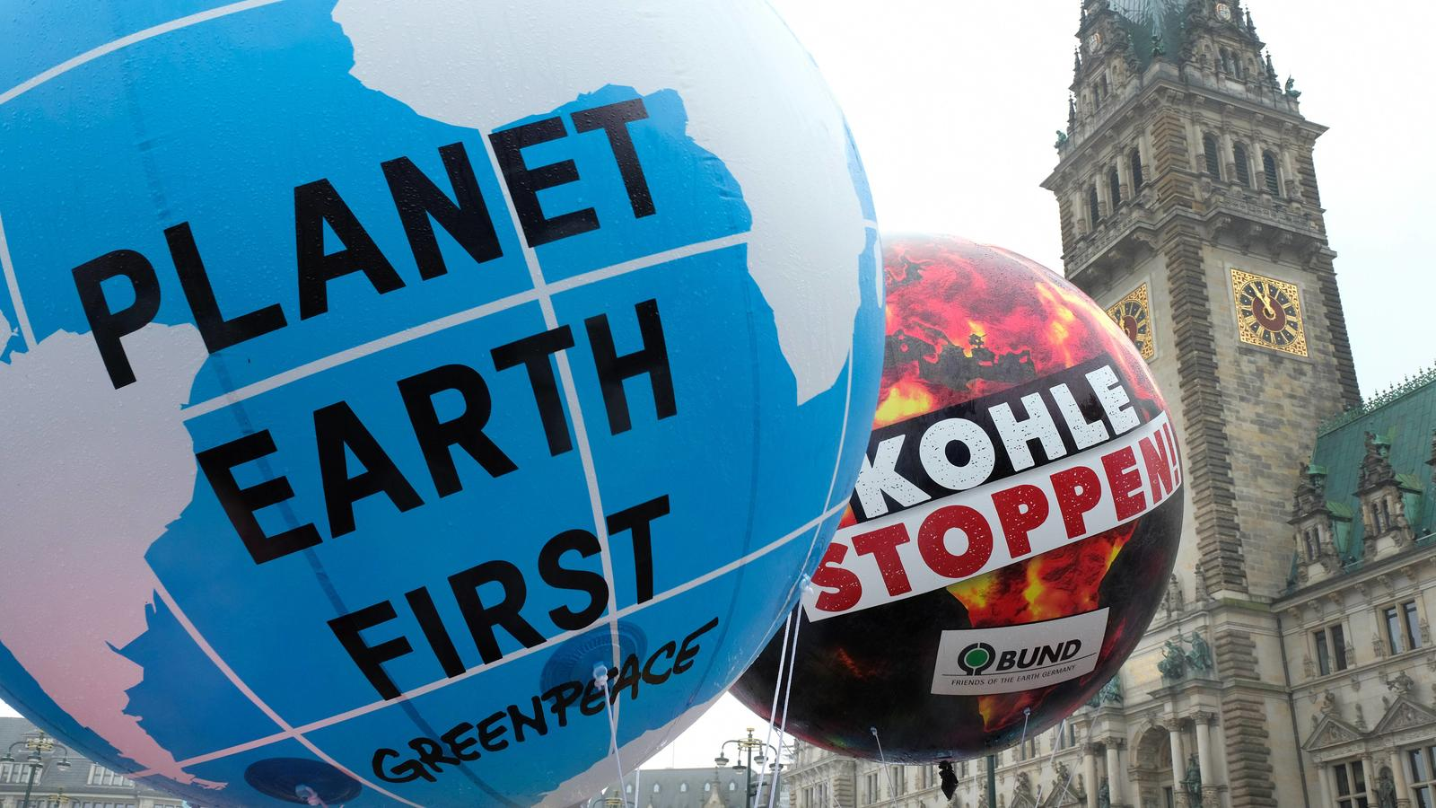 Klimawandel stoppen: Planet Earth First