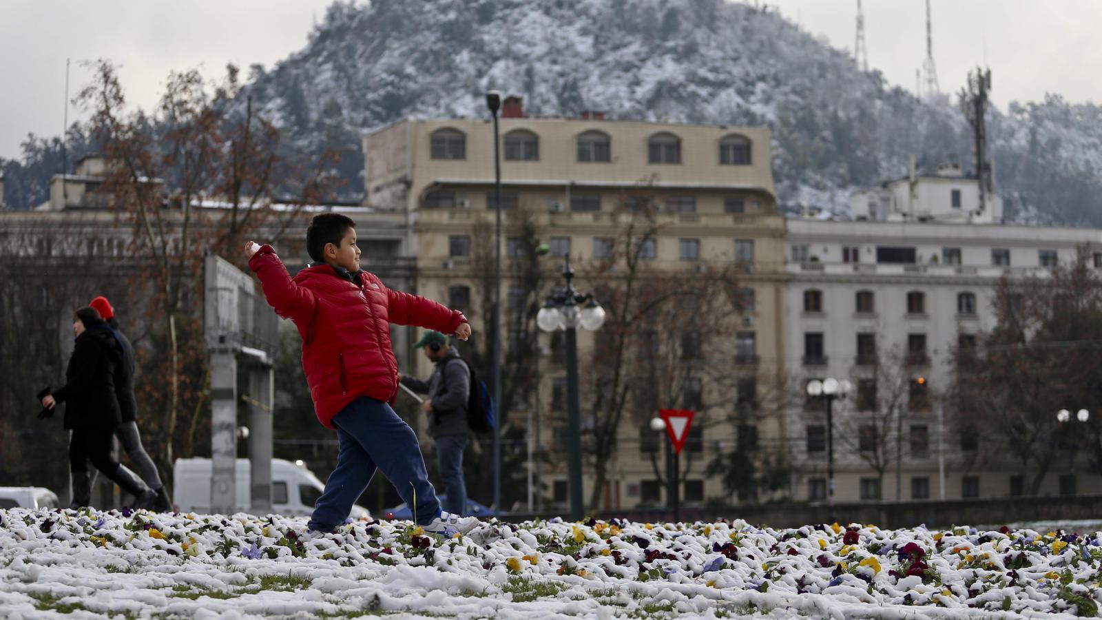 Wetter Santiago De Chile